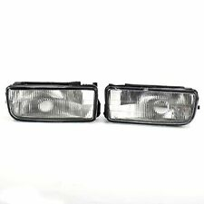 PAIR REPLACEMENT FOG LIGHTS LAMPS LENS FOR BMW E36 3 SERIES 92-98