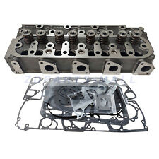 V1505 Complete Cylinder Head Assy & Full Gasket Kit for Kubota Engine