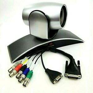 Polycom Mptz-6 Video Conferencing Camera 1624-23412-001 EagleEye HD
