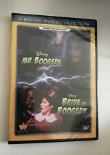 Disney Movie Club Mr. Boogedy/Bride of Boogedy 2-Movie Collection (Dvd, 2015)