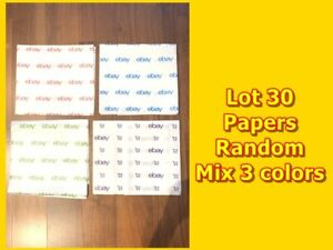 """30 Tissue Paper Sheet Gift Wrap Package Craft Mail Giftwrap 20x30"""" eBay SH Fast"""