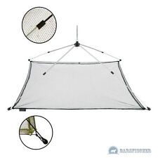 Esca Pesce-depressione 100x100cm, baitnet, ombrello depressione, Nylon-Larghezza maglia rete circa 5mm