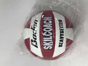 New Baden SkilCoach HeavySetter Composite Training Volleyball, Official Size