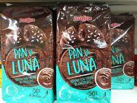 1 kg di Pan Di Luna DALCOLLE (4 Pacchi Da 250g Cad 1) Briosche Colazione