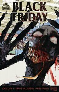 Black Friday #1 | Cover B Variant | New - NM | Black Caravan / Scout Comics 2021