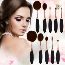 Pennelli professionali a  spazzola trucco Set 10 pz  Makeup Brushes donna COS-08