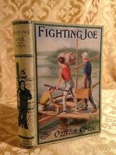 Fighting Joe Fortunes of a Staff Officer by Optic Fine Binding Antique Book