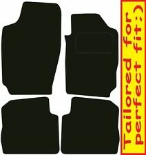 Skoda Fabia DELUXE QUALITY Tailored mats 2000 2001 2002 2003 2004 2005 2006 2007