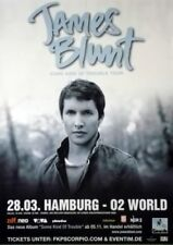 BLUNT, JAMES - 2010 - Konzertplakat - Some Kind... - Tourposter - Hamburg