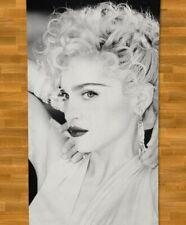 "Madonna Towel Beach 55"" NEW Summer Bath Pool Gym Vogue Rescue Me"