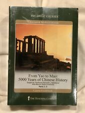 The Great Courses From Yao to Mao 5000 Years of Chinese History PARTS 1 - 3