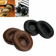 One Pair New Ear Pads Cushion for Sennheiser Momentum Over-ear Headset Headphone