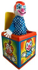 Mattel Vintage Jack In The Box With Original Box