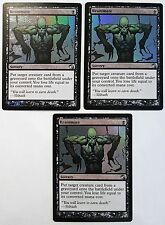 3x Reanimate - (2 NM) (1LP) - Graveborn FOIL - Magic the Gathering @