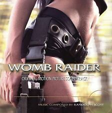 Womb Raider by Original Soundtrack (CD, Apr-2005, Pacific Time Entertainment Com
