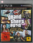 Grand Theft Auto; Episodes from Liberty City (PlayStation3)