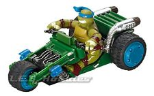 Carrera GO!!! Teenage Mutant Ninja Turtles-Leonardo's Trike 1/43 slot car 61287