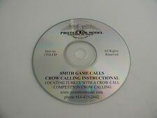 PROTEKTOR MODEL - CROW CALLING INSTRUCTIONAL CD (CD-1302)