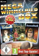 Mega fourmilière Box jeux collection PC CD-ROM
