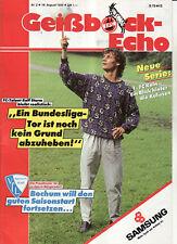 BL 88/89 1. FC Köln - VfL Bochum