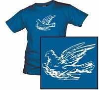 T-Shirt Friedenstaube Picasso Frieden Krieg