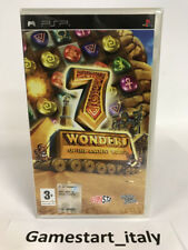 7 WONDERS OF THE ANCIENT WORLD (SONY PSP) NUOVO SIGILLATO NEW SEALED PAL