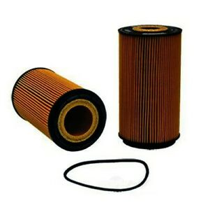 For Audi A8 Quattro 05-18 WIX Full-Flow Cartridge Lube Metal Free Oil Filter