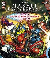 The Marvel Encyclopedia : A Definitive Guide to the Characters of the Marvel...