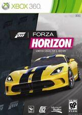 Forza Horizon -- Limited Collector's Edition (Microsoft Xbox 360, 2012)