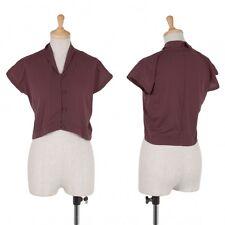 gigli Short Sleeves Shirt Size M(K-42552)