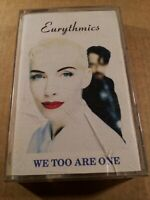Eurythmics : We Too Are One : Vintage Tape Cassette Album from 1989
