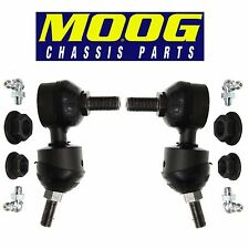 For Mazda 3 Pair Set of 2 Rear Stabilizer Bar Links Moog K750069