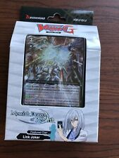 Cardfight Vanguard G VGE-G-TD15 English Messiah Dragon of Rebirth Trial Deck