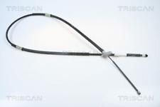 Seilzug, Feststellbremse für Bremsanlage TRISCAN 8140 131132