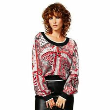 Jean Paul Gaultier X Target Bandana sweat top - Size XL fits AU 12/ 14 / 16