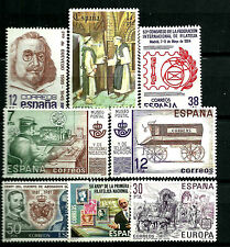 LOTE DE SELLOS 1980 - 1985