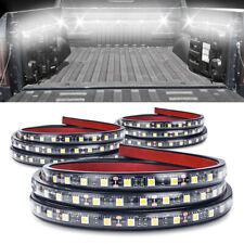 """3Pcs Waterproof 60"""" LED Truck Bed Lights Strip White Lamp For Jeep Pickup RV SUV"""
