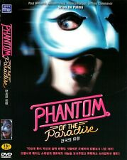Phantom of the Paradise (1974) Brian De Palma / Paul Williams DVD NEW *FAST SHIP