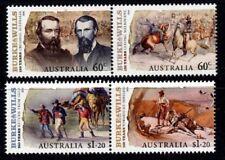 2010 Australia - Burke & Wills 150 years (4) MUH