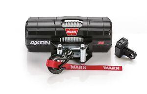 Warn 101135 AXON Powersport Winch