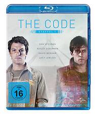 Blu-ray * THE CODE - SEASON / STAFFEL 1 # NEU OVP +