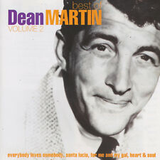 DEAN MARTIN - BEST OF DEAN MARTIN VOL 2 (2002) 80093