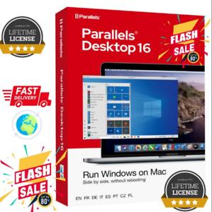 Parallels Desktop 16 ✔️Pre-activated ✔️ For Mac OS Multi-language