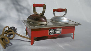 Antique Volta Heater Irons Or Other Vintage