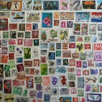 300 Different Worldwide Stamps Collection