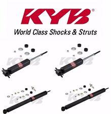 KYB 4 Shocks For Chevrolet Belair 55 56 57 1955 1956 1957 Full Set 343127 343149