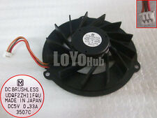 For Sony Vaio PCG-FR825P CPU Cooling Fan UDQF2ZH11FQU, DC5V 0.33A 3-Pin