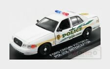 Ford Crown Victoria Police Interceptor Miami-Dade Csi GREENLIGHT 1:43 GREEN86508