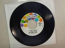 "SECOND COMING:(w/Dickey Betts Allman Bros.)I Feel Free-U.S. 7"" 1969 Hourglass DJ"