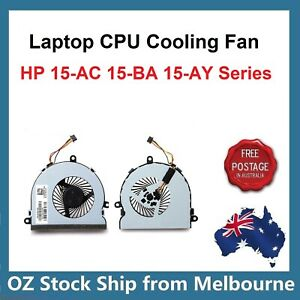 Genuine CPU Fan for HP Pavilion 15-AY???TX 15-AY165TX 15-AY066tx 15-AY070tx